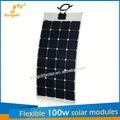 sungold مرنة لوحات الطاقة الشمسية الكهروضوئية وحدة مصنعين القطار اسبانيا الخريطة