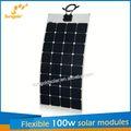 sungold مصنعين مرنة لوحات الطاقة الشمسية الكهروضوئية وحدة خريطة اسبانيا البرتغال