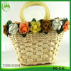 Wholesale new arrival personal hot selling natural lady straw bag
