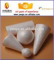 artesanía de alta calidad con bolas de espuma de poliestireno