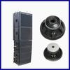 line array 18inch mini line array speaker pro sound system indoor/outdoor driver speaker