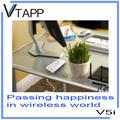 vtapp 2014 venda quente miracast v5i para tv lcd 90 polegadas