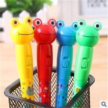 China hot selling frog bulb ballpoint pen Cute cartoon ballpoint pen CP1089