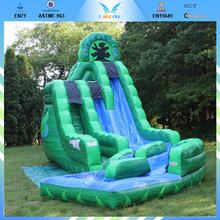 Rental inflatable slide giant