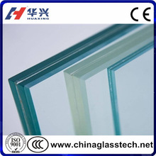 CE &CCC&ISO certificate heat insulated tempered decoration glass