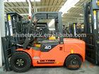 Chery FD40 semi truck forklift 4 tons