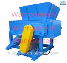 Plástico \ textil \ madera \ neumático \ \ papel de un solo eje trituradora