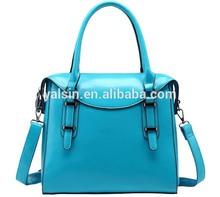 bcr6015 green genuine leather fashion women handbag for lady designer bag
