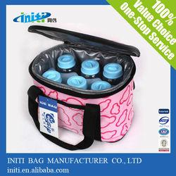 2014 wholesale china bottle cooler bag for wine