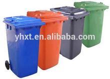 custom Plastic sanitation barrels