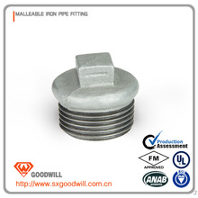 high quality oval plastic pipe plugs/tube inserts