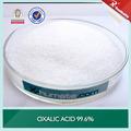 99.6% min reencontrar el ácido oxálico( amoniocas.: 6153- 56- 6)