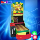 Children's entertainment consoles Fancy bowling redemption game machine