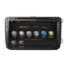 Android car DVD Player with Auto DVD GPS & Bluetooth & Navigator & Radio for VW Magotan Caddy Passat Sagitar Golf