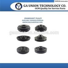 074105251AC Crankshaft Pulley For Volkswagen