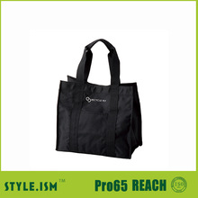 recycled material grocery bag shopping tote bag