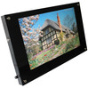 22 inch desk top auto play digital display devices