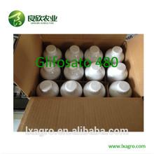 China Manufacturer Agrochemical Pesticide Herbicide Agroquimicos glifosato 480g/l SL 41%SL 360g/l SL