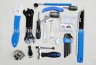 mini bike kit of 17 in 1multi functionl bicycle repair tool kit