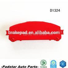 Auto part toyota car break parts genuine toyota brake pads toyota cami spare parts auto spare part D1324
