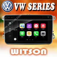 WITSON car audio DVD navigation system for PASSAT(MK7)(2010-2011) Unique New Flat Panel Design