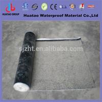 -25 degree 4mm thick asphalt based sbs polyester roofing membrane