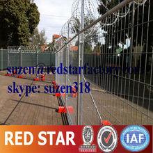 public place pedestrian crowd control fence / queue pedestrian barriers
