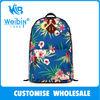 2014 new fashion floral oem cotton vintage canvas bag