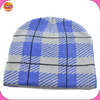 stretched knit beanie