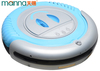 2014 convenient automatic Robotic Vacuum Cleaner r with auto clean+auto recharge+mop function