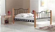 Commercial furniture black living room furniture bed