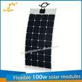 sungold مرنة لوحات الطاقة الشمسية الكهروضوئية وحدة مصنعين المنح نك