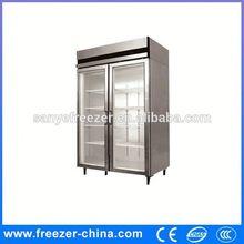 Glass door 45 bottle Free standing cooler CE,ETL,UL,SAA,RoHS Standard Wine Cooler SN-45