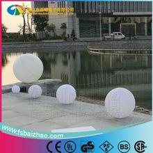 led fair equipment ball / led decoration furniture ball / led ball hot sale in present