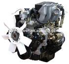 genie ISUZU 4JH1 engine