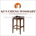 Massivholz material elegante design high Beine holz Stühle/high heel schuh stuhl möbel