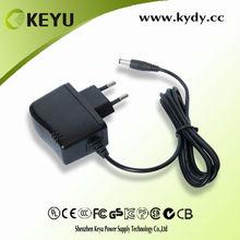 KC approved 9v 0.6a adsl modem power supply