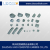 Tungsten Carbide Tough saw Tips with Impact Resistantance