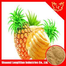 Wholesale pineapple extract bromelain,bromelain powder price,Cosmetic Ingredient