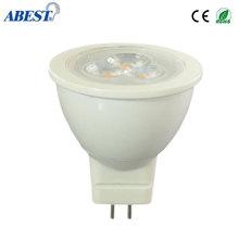 3W LED spotlight AC/DC12V MR11 SMD2835 Aluminum Alloy