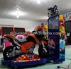 kids mini arcade game 22 lcd super bike 2 motorcycle specially for children XL8-6