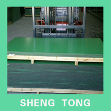 construction plastic formwork supplier/pe construction template sheet