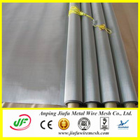 Food Grade Stainless Steel Micron Wire Mesh ISO9001:2008
