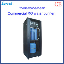 800GPD commercial reverse osmosis water purifier for school,office,hospital,hotel