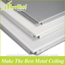 Cost price aluminum clip in ceiling