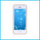 Back Cover Aluminium Cell Phone Protective the Newest Phone Case for iPhone 5