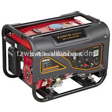 original ZA2500-W 2kw electric start, handles & wheels, low noise, big power, honda engine, inverter generator