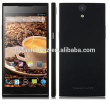 Original Android 4.2 3g mobile phone MTK6592 Octa core 1G RAM 13MP Camera 5.5'' 720p Dual sim GPS
