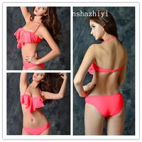 2015 lovely girls sexy swimming bikinis