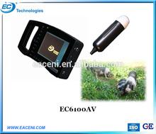 EC6100AV Palm Smart Vet Ultrasound